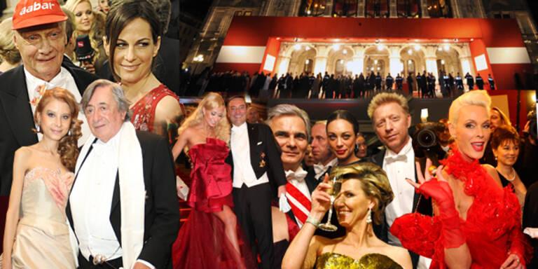 Das war der Wiener Opernball 2012