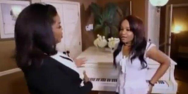 Das Interview: Bobbi Kristina bei Oprah Winfrey