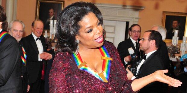 Oprah startet neue US-Show