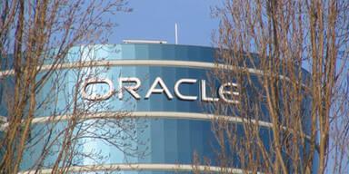 Oracle enttäuscht mit Umsatzrückgang