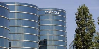 Oracle griff im April für 7,4 Mrd. Dollar zu