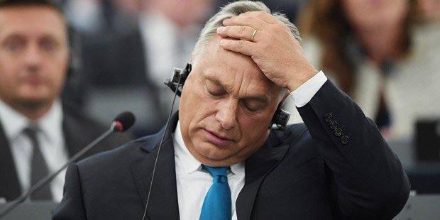 EU-Granden attackieren Viktor Orban