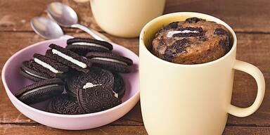 Oreo-Tassenkuchen