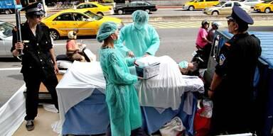China: 137 Festnahmen wegen Organschacher