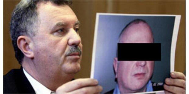 Verdächtiger im Hirtzberger-Fall zeigt Polizei an