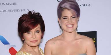 Sharon und Kelly Osbourne