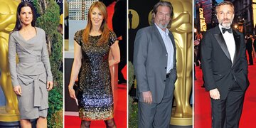 Oscar: Topfavoriten bei den Oscars