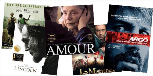 Diese Filme sind Oscar-verdächtig