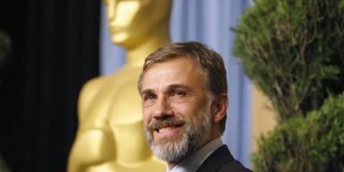 Oscar-Verleihung: Christoph Waltz hat Lampenfieber