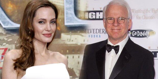 Ehren-Oscar für Jolie & Steve Martin