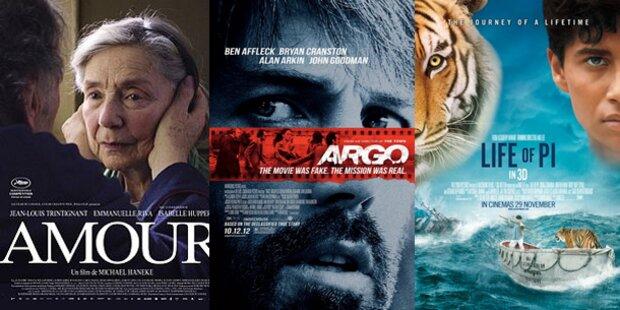 Oscar-verdächtige Filme jetzt im Kino