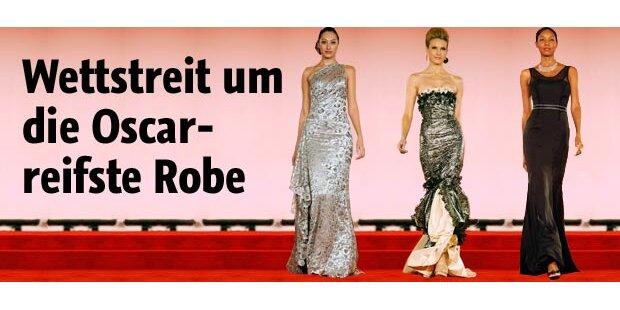 Wettstreit um die Oscar-reifste Robe