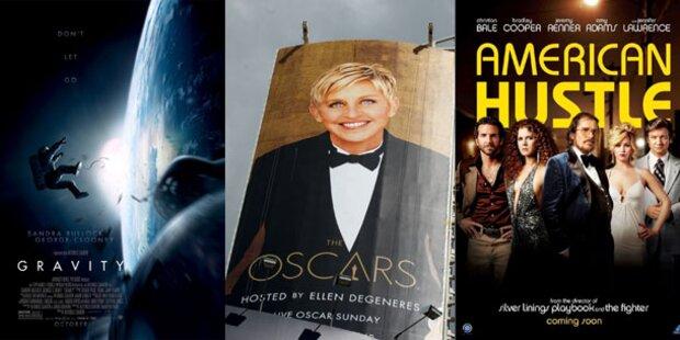 86. Oscar-Gala: Die Trailer der Abräumer