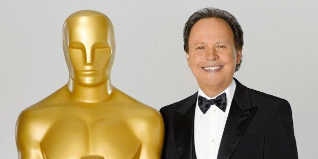 Billy Crystal moderiert Oscar Gala