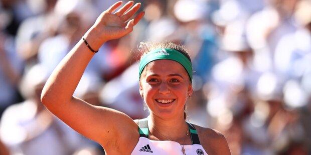 Ostapenko holte ersten Grand-Slam-Titel