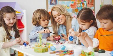 Ostern Kindergarten