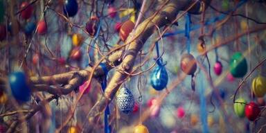Ostern - Osterbaum
