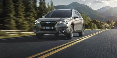 Subaru bringt den Outback Selected Line