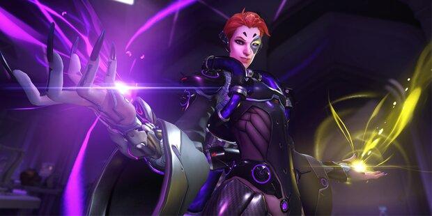 Moira: Neue Support Heldin für Overwatch