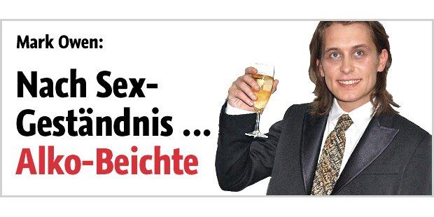 Nach der Sex- folgt die Alkoholbeichte