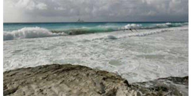 Erdbeben der Stärke 6,3 vor der Küste Mexikos