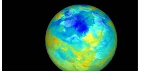 Ozonwerte steigen stetig an