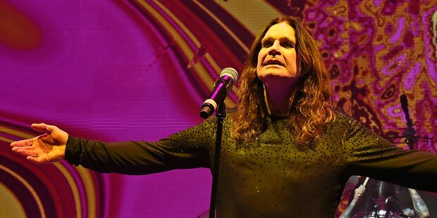 Ozzy Osbourne kündigte Abschiedstournee an