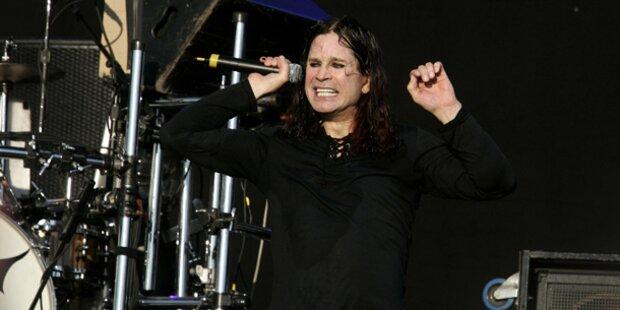 a3ccadc23a2c Keine Black Sabbath Reunion im Sommer: Ozzy kommt mit Freunden nach Wien