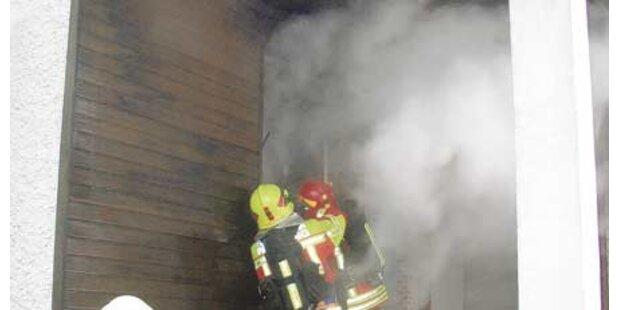 57-Jähriger verbrannte in Haus