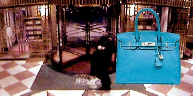 Dieb stahl 70.000-€- Handtasche
