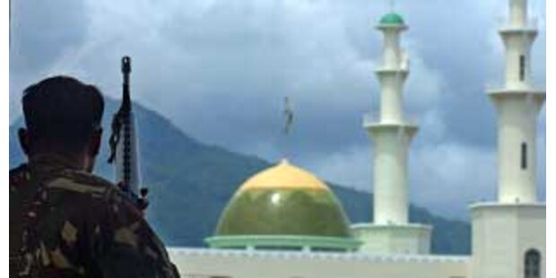 Soldaten verweigern Kampf gegen Muslime