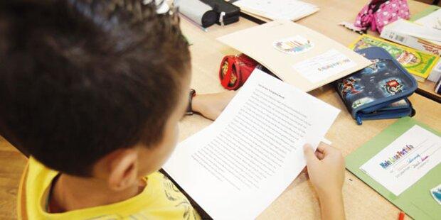 Jeder fünfte Schüler kann kaum lesen!