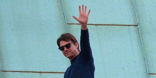 Tom Cruise sagt