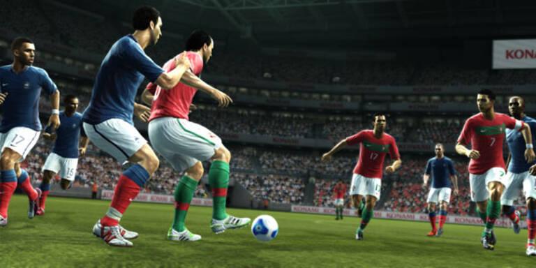 Alle Infos von Pro Evolution Soccer 2012