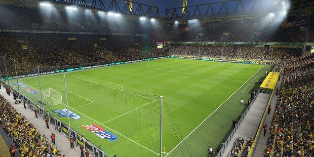 FIFA-Konkurrent wird immer runder