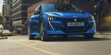 Das ist der völlig neue Peugeot 208