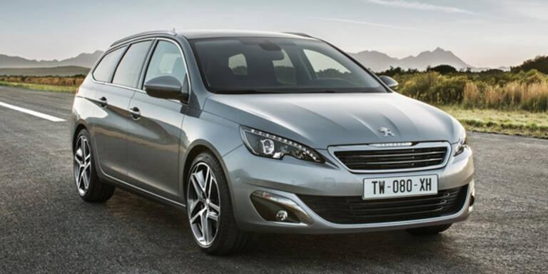 Startschuss für den neuen Peugeot 308 SW