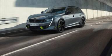 Das kostet der bisher stärkste Serien-Peugeot