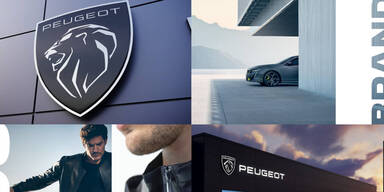 Peugeot verpasst sich ein völlig neues Logo