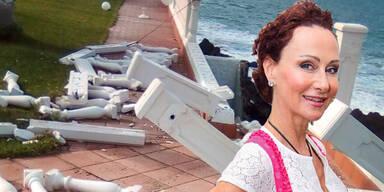 Villa von Monster-Welle zerstört: Jetzt spricht Mausi