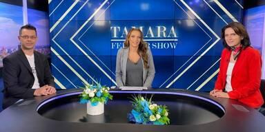 Tamara Fellner Show, Mario Schmidt und Astrid Wagner