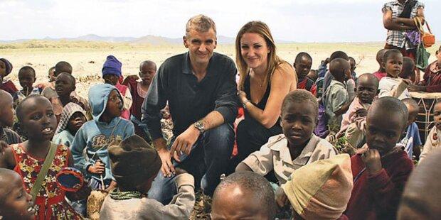 Worseg: Start für seine Afrika-Schule