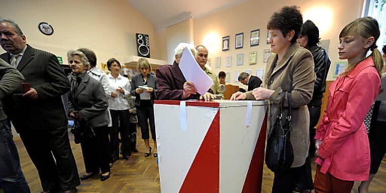 Polen wählt heute ein neues Parlament