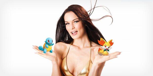 Austro-VIPs lieben ihre Pokémon