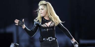 Madonna Konzert in Wien