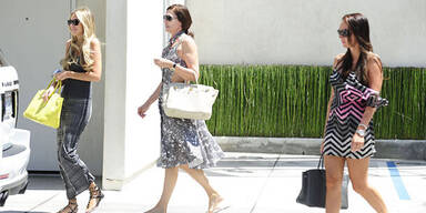 Petra & Tamara Ecclestone verprassen Daddys Vermögen