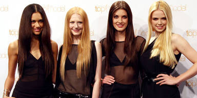 Germany's Next Topmodel: Die vier Finalistinnen