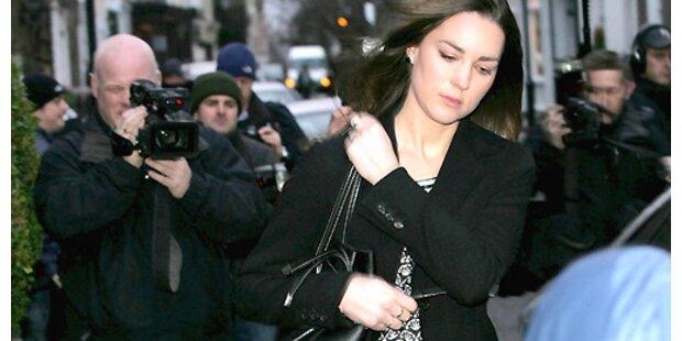 Kate Middleton schmeißt Job hin