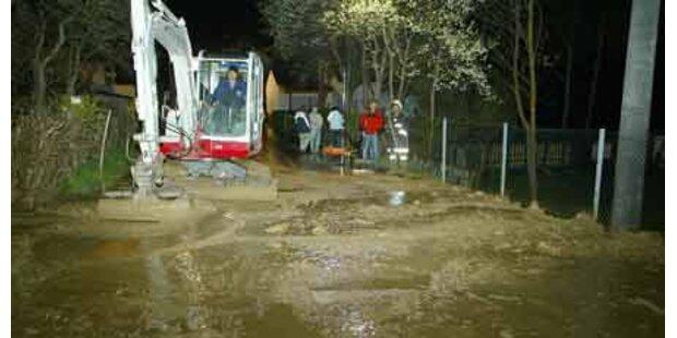 Mure: 44 Menschen evakuiert