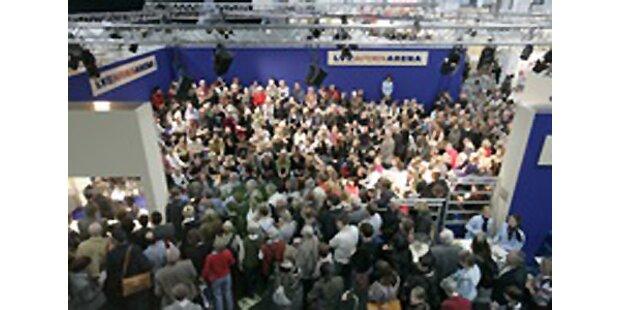 Österreich auf Leipziger Buchmesse